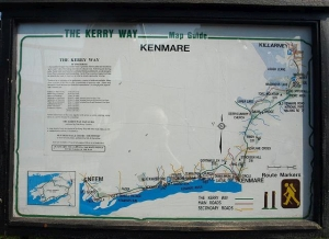 Kerry Way Sign in Kenmare